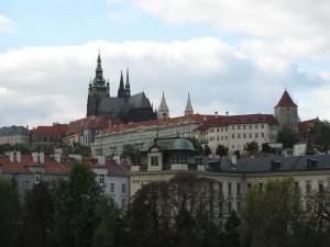 Kdo nakonec bude stát v čele České republice? Autorem snímku je Yair Haklai.