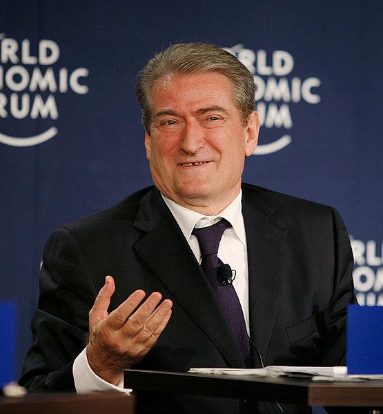 555px-Sali_Berisha,_October_2008 (World Economic Forum)