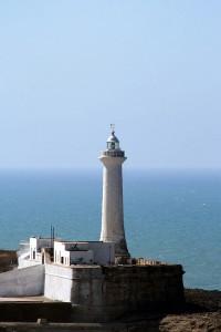 Hlavním městem Maroka je Rabat. Autorem snímku je Remi Jouan.
