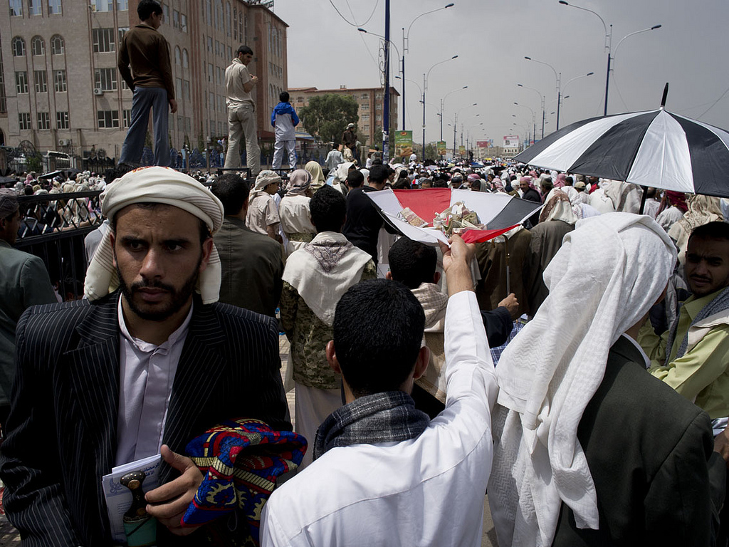 Yemen_Protests 2011 (Al Jazeera English)