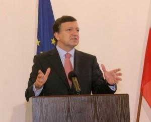 Předseda Evropské Komise José Manuel Barroso.